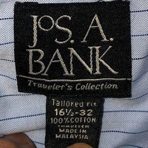 Jos. A. Bank Men's button down.